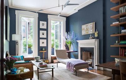 Designer Picks: 9 Beautiful Saturated Blue Paints