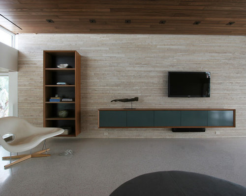 Inspiration For A Modern Living Room Remodel In Miami Part 59