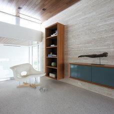 Modern Living Room by Product Bureau LLC