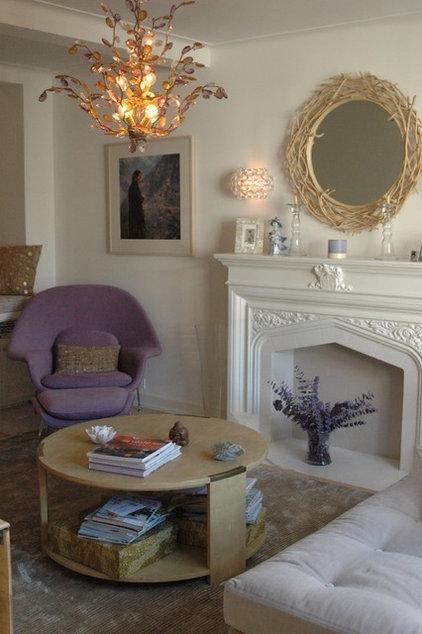 Modern Living Room by Juliet Pegrum Design