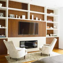 modern built ins