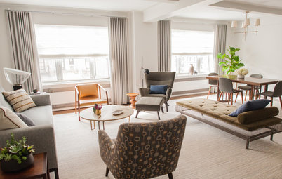Room of the Day: Strategies for Laying Out a Large Space
