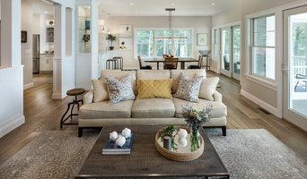 Urban Cottage Lakeside Home