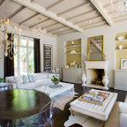 Kismet Eclectic Living Room Boston By Brewster