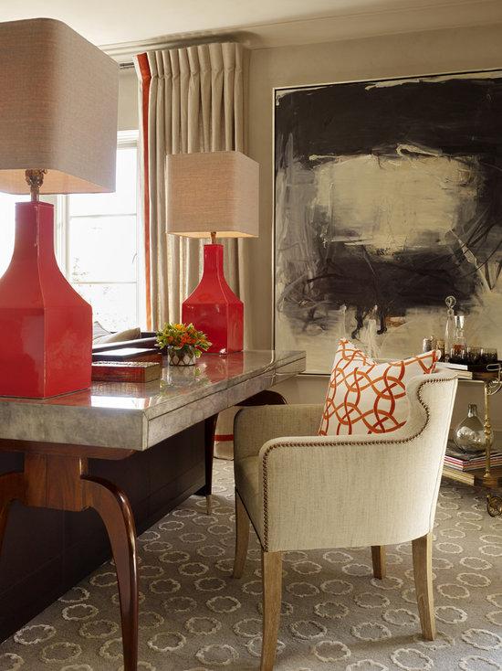 Sofa Table As Desk Houzz
