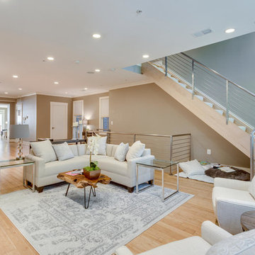 Urban Loft DC Row Home - Staged for Sale