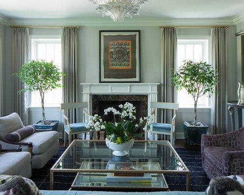 Living Room Decor Plants