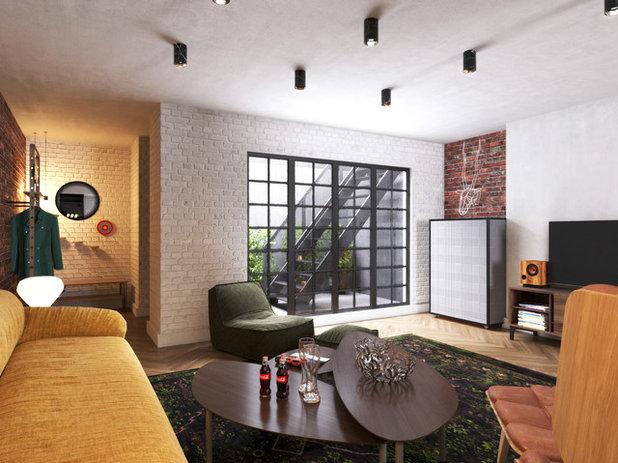 Inspiring ways to use bare bricks at home for Interior designers london list