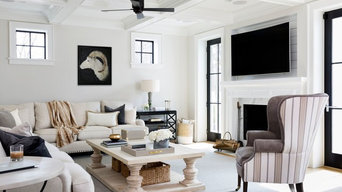 #urbanfarmhouse - Neutral Living Room