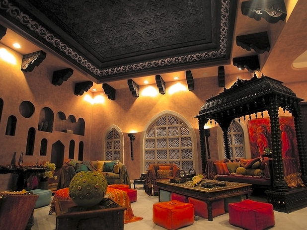 Indian Living Room utopia projects