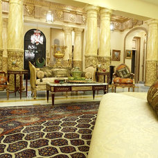 Traditional Living Room utopia projects