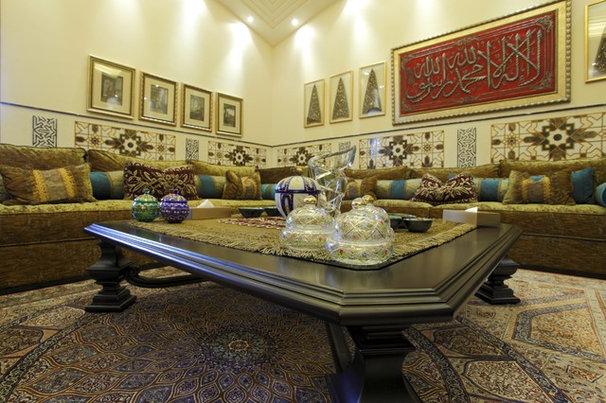 Mediterranean Living Room utopia projects