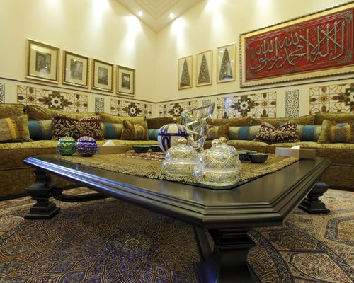 Arabic decor home design ideas pictures remodel and decor for Arabic living room decoration
