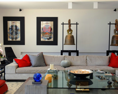 Low Profile Seating Home Design Ideas, Pictures, Remodel and Decor
