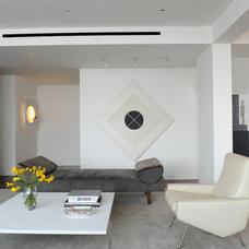 Modern Living Room by Tori Golub Interior Design
