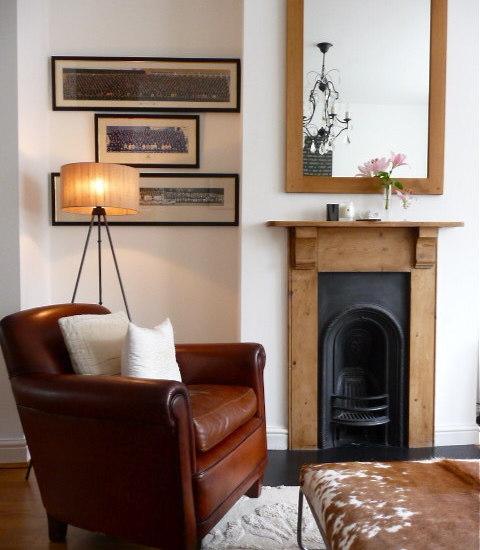 Small Fireplace Houzz