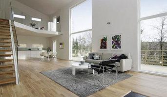 Våra fönster i moderna hus
