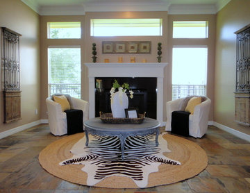 Vacant Home Staging - Hollingers Island, Katy, Tx