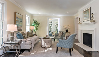 Vacant Renovated Home Staging - Myers Park