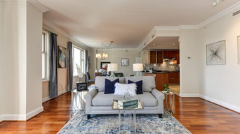 Vacant Staged Luxury Baltimore Condo