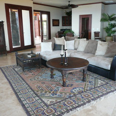 Traditional Living Room by Jeanne Marie Imports