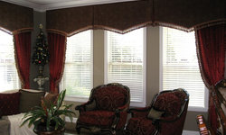 Valances with Side Panels