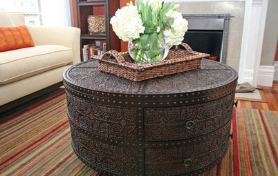 Seven Questions to Ask Before Choosing a Coffee Table