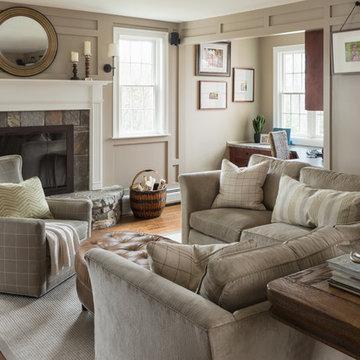 Valley Cottage Renovation