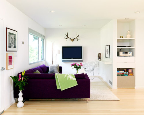 Small scale living room design ideas remodels photos for Houzz small living rooms