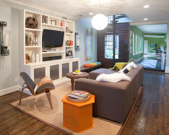 Entertainment Wall Unit Houzz