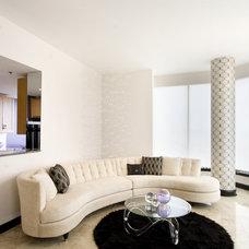 Eclectic Living Room Vanessa DeLeon