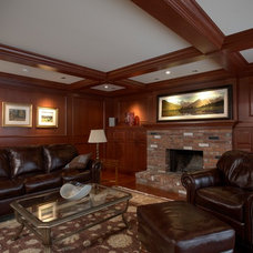 Traditional Living Room by Litwiller Renovations & Custom Homes