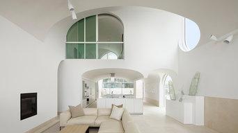 Vault House by Johnston Marklee - Oxnard California