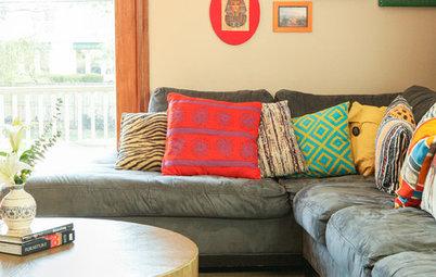 My Houzz: Feel-Good Design Energizes a 1940s Ohio Home