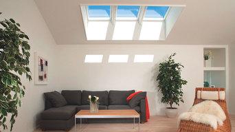 VELUX Residential Skylights - Living Rooms