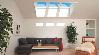 VELUX Residential Skylights - Living Rooms