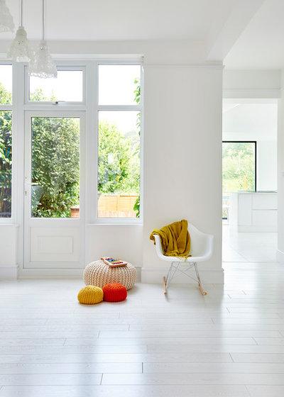 Contemporain Salon by Barc Architects Ltd