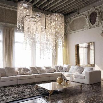 Venezia Chandelier by Cattelan Italia
