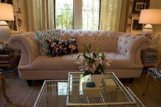 Living Room by Vanessa De Vargas