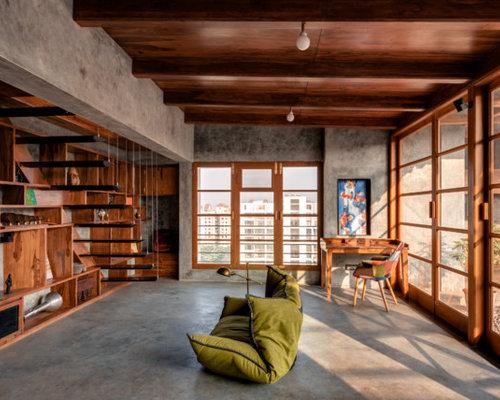 14,971 Industrial Living Room Design Ideas
