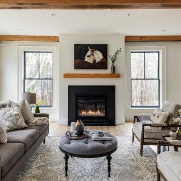 Verdant Living- Family Room