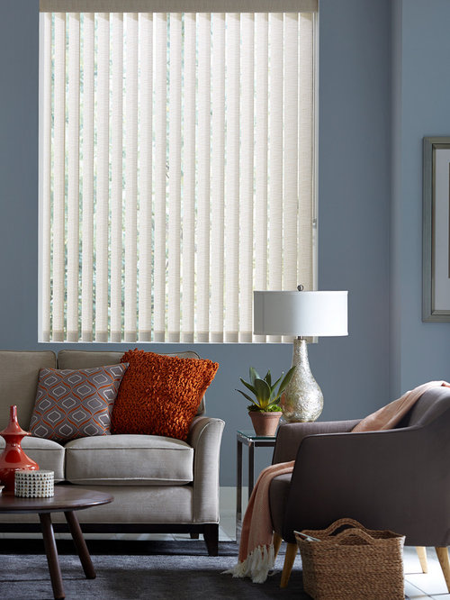 Vertical Blinds And Alternatives