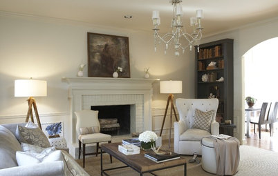 Surround Your Fireplace With Tile, Brick or Stone