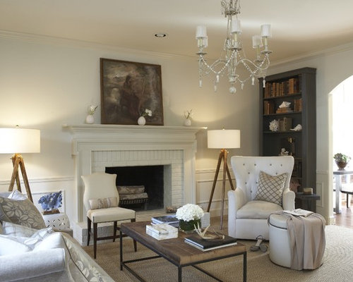 living room brick fireplace white painted brick fireplace houzz 12841