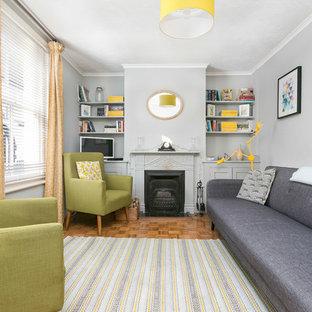 75 Most Popular Midcentury Living Room Design Ideas For 2019