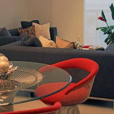 Contemporary Living Room by Lorena Interiors