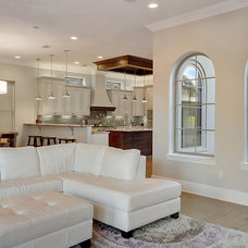 Mediterranean Living Room by Vision Investment Group NOLA