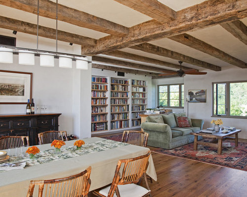 Wooden Beams Home Design Ideas, Pictures, Remodel and Decor