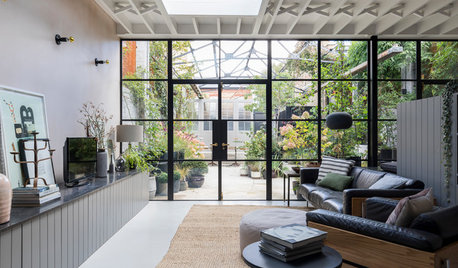 UK Houzz Tour: A Designer's Converted Victorian Dairy Home