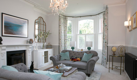 Houzz Tour: Relaxed, Traditional Style in a Dorset Family Home